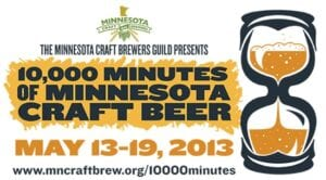 10,000 Minutes of MN Beer