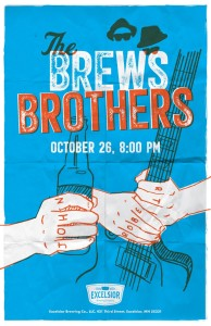 The Brews Brothers @ Excelsior Brewing Company