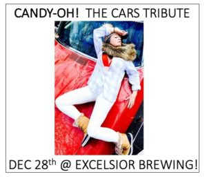 Candy OH - Cars Tribute